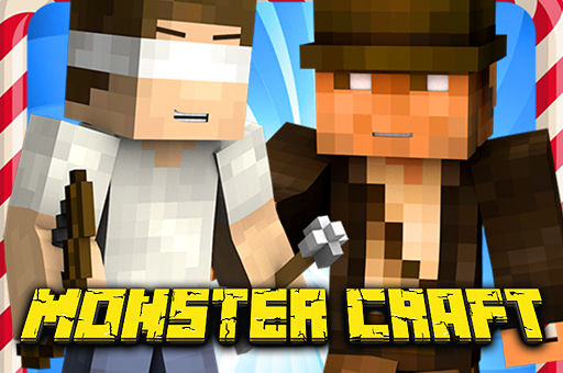 Play Monster Craft